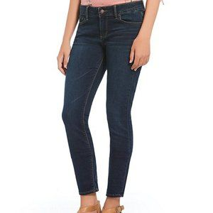 Lucky Brand - Lolita mid rise skinny jeans